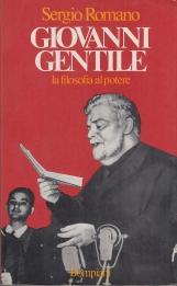 Giovanni Gentile la filosofia al potere