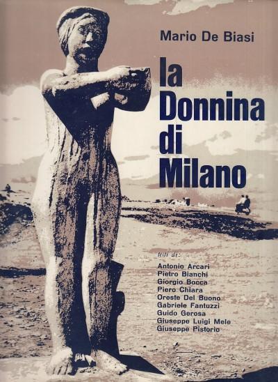 La donnina di milano - Mario De Biasi