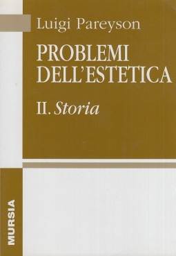 Problemi dell'esterica: II Storia