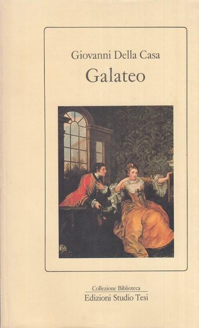 Galateo - Della Casa Giovanni