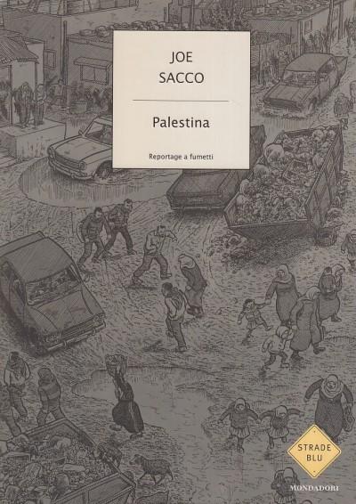 Palestina una nazione occupata - Joe Sacco