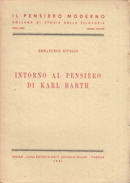 Intonro al pensiero di Karl Barth