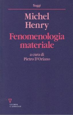 Fenomenologia materiale