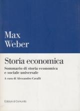 Storia economica. Sommario di storia economica e sociale universale