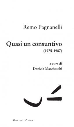 Quasi un consuntivo (1975-1987)
