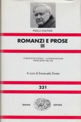 Romanzi e prose. 3