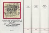 Storia della citt? di Roma nel medioevo