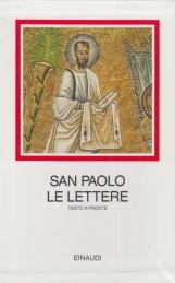 San Paolo Le Lettere testo a fronte