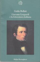 Giacomo Leopardi e la letteratura italiana