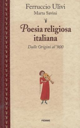 Poesia religiosa italiana. Dalle origini al '900