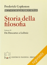 Storia della filosofia. 4 Da Descartes a Leibniz