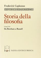 Storia della filosofia. 8 Da Bentham a Russell