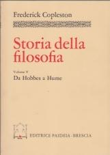 Storia della filosofia.5 da Hobbes a Hume