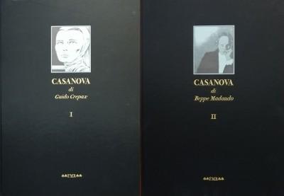 Casanova - Crepax Guido - Madaudo Beppe