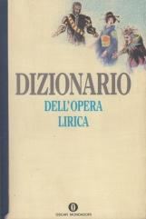 Dizionario dell'opera lirica
