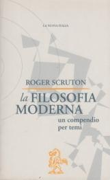 La filosofia moderna. Un compendio per temi