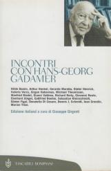 Incontri con Hans Georg Gadamer