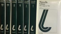 Novelle Italiane dalle origini al '900 Opera completa nei sei volumi
