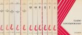 Teatro contemporaneo opera completa nei 6 volumi istituionali pi? cinque appendici