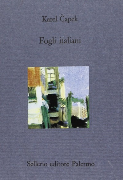 Fogli italiani - Capek Karel