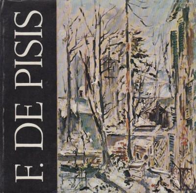 Filippo de pisis. catalogo della mostra ferrara 1973