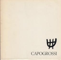 Giuseppe Capogrossi. Ferrara, 1980