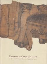 Cartoni di Cesare Maccari per gli affreschi nel Palazzo Pubblico di Siena