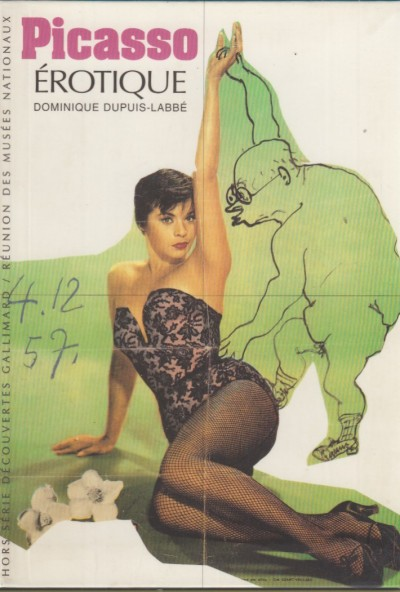 Picasso erotique - Depuis-labb? Dominique