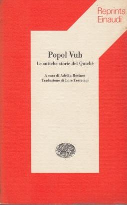 Popol Vuh. le antiche storie del Quich?