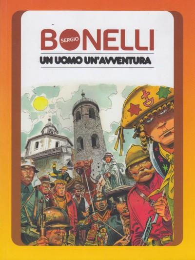 Sergio bonelli un'avventura - Mollica Vincenzo (direzione Artistica)