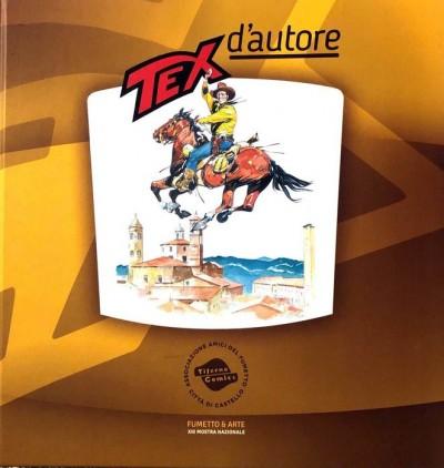 Tex d'autore - Mollica Vincenzo (direzione Artistica Di)