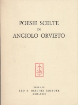 Poesie scelte di Angelo Orvieto