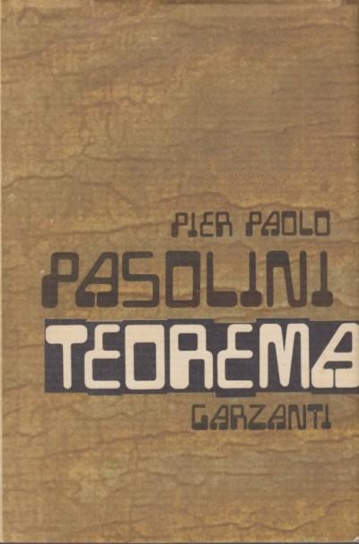 Teorema - Pasolini Pier Paolo