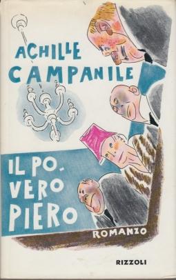 Il poveri Piero.Romanzo