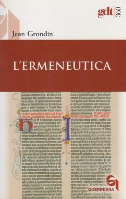 L'ermeneutica