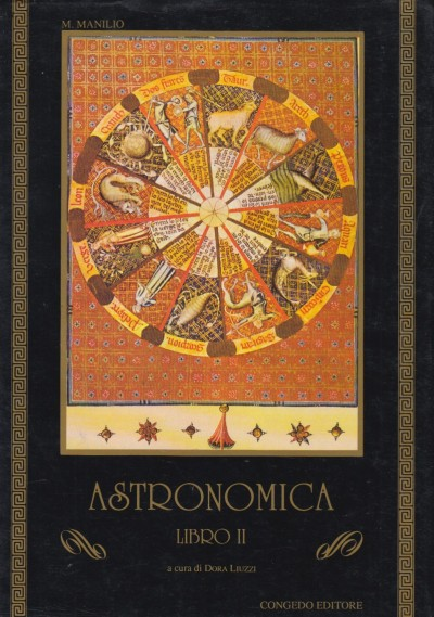 Astronomica libro ii - Manilio Marco