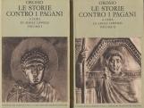 Le storie contro i pagani Volume Primo e Volume Secondo