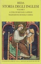 Storia degli inglesi. (Historia Ecclesiastica gentis Anglorum) Vol. I (Libri I-II)
