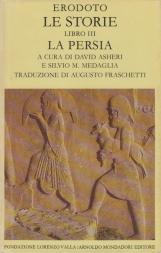 Le storie, Libro III La Persia