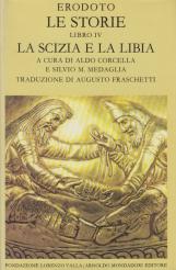 Le storie, Libro IV La Scizia e la Libia