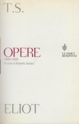 Opere 1904.1939