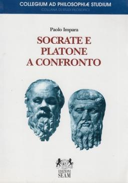 Socrate e Platone a confronto