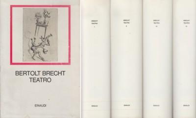 Teatro - Brecht Bertolt