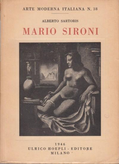 Mario sironi - Sartoris Alberto