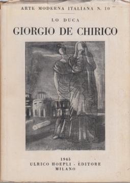 Dipinti di Giorgio De Chirico (1912-1932)