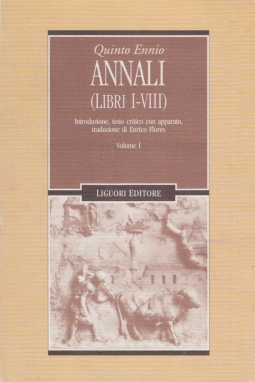 Annali Libri I-VIII. Volume I