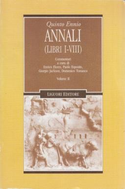 Annali Libri I-VIII. Volume II