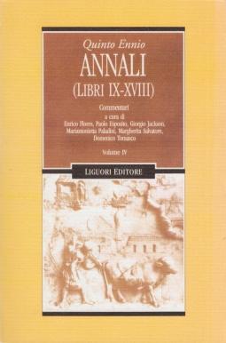 Annali Libri IX-XVIII. Volume IV