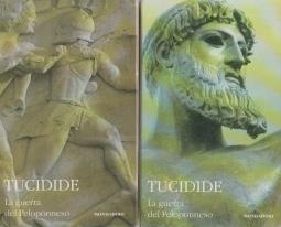 La guerra del peloponneso Volume primo - Volume secondo