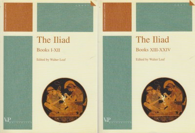 The iliad - Leaf Walter (a Cura Di)